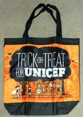 Unicef Halloween Costume (UNICEF HALLOWEEN TRICK OR TREAT BAG ~ PROCEEDS GO TO CHARITY ~ BRAND)