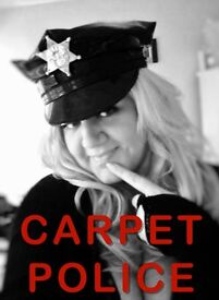 CARPET POLICE, Professional,high quality CARPET CLEANING for business and homes.London,Romford,Essex