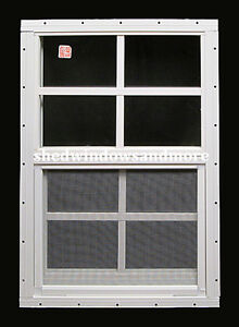 18 x 36 shed window safety glass shed garage storage barn