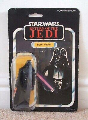 Vintage Star Wars MOC Return Of The Jedi Darth Vader Figure - Factory Sealed