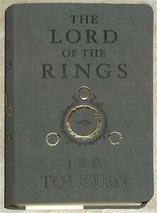Lord Of The Rings Deluxe Edition Leather