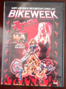 Bike week exposed DVD