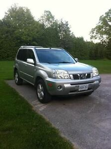 2005 Nissan X-trail Limited Edition SUV, Crossover
