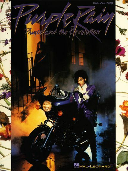 Prince Purple Rain Learn to Play LETS GO CRAZY Pop PIANO Guitar PVG Music Book