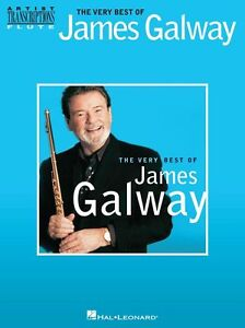 James Galway The Very Best Of Learn to Play Annies Song Flute Music Book