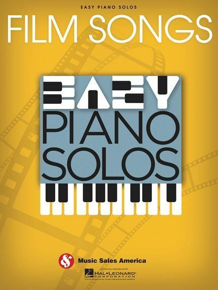 Easy Piano Solos Film Songs Play Pop Hits AGAINST ALL ODDS Piano Music Book
