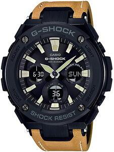 Casio G-Shock G-Steel Layer Guard Structure Tough Solar Men's Watch GST-S120L-1B