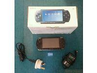 Original Japanese PSP console bundle