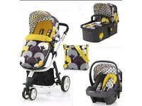 Cossatto travel system