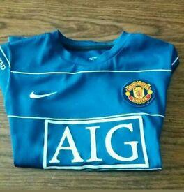 Manchester United Top (child Medium)
