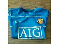 Manchester United Top (child Medium)