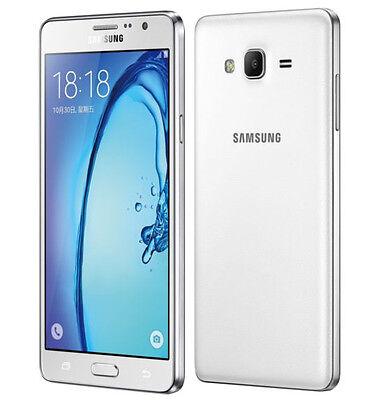 Samsung Galaxy On5 Sm G550t1   8Gb   White  Metropcs  Smartphone  7 10