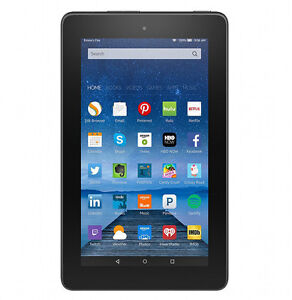 Amazon Kindle Fire 7 Android Tablet (Google Play Preinstalled)