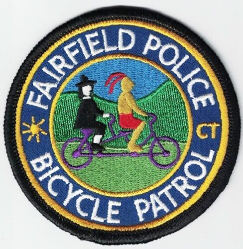Fairfield Police Bicycle Patrol Connecticut CT Patch