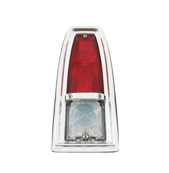 1966-67 Chevy II/Nova Rear Tail Lamp Assembly New Trim Parts!