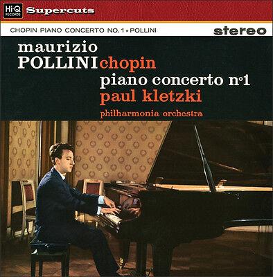 PHILHARMONIA ORCHESTRA/KLETZKI/MAURIZIO POLLINI - Chopin/Piano Concerto No. 1 LP