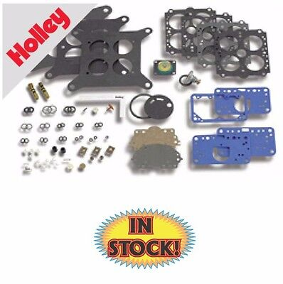 Holley Street Avenger Carburetor Rebuild Kit for all Holley Carb 37 935