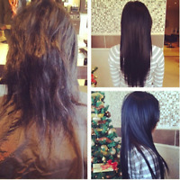 Professional Mobile Hair Extension Specialist!