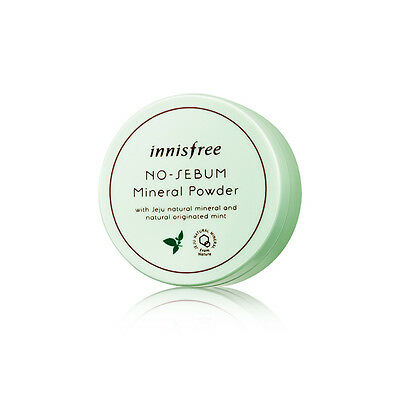 [INNISFREE] NO SEBUM MINERAL POWDER 5g - Korea Cosmetic