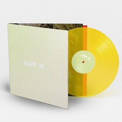 JARV IS Beyond The Pale (Jarvis cocker) Very Ltd Ed of 750 Yellow Vinyl LP  Pulp