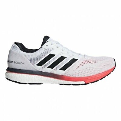 adidas Mens Adizero Boston Boost 7 Running Trainers B37381 RRP £120