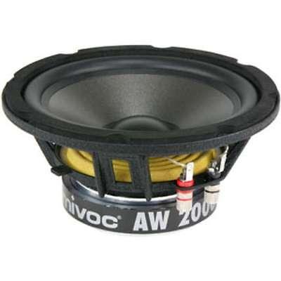 Mivoc AW 2000 4 Ohm , 209 mm Basslautsprecher , 120 Watt RMS / 300 Watt max
