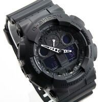 Brand new black G-Shock Radio controlled digital and analog time