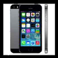MTS iPhone 5s - Case, charger, headphones