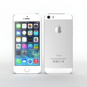 Apple iPhone 5S, 32GB, Silver, Telus/Koodo