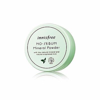 Innisfree No Sebum Mineral Powder - 5g (FREE SHIPPING)