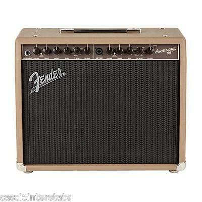 Fender 2313800000 Acoustasonic Acoustic Guitar Amplifier