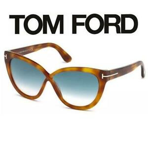 188db3e1f7af NEW  WOMENS TOM FORD SUNGLASSES TF511 53W 245435580 ARABELLA BLONDE HAVANA  SIZE 59-11