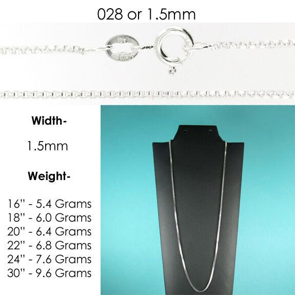 1.5 mm or 028 Gauge