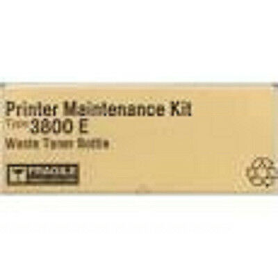 400662 - GENUINE Ricoh 3800E WASTE TONER BOTTLE, for use in AP3800C / (Ricoh 400662 Waste Toner)