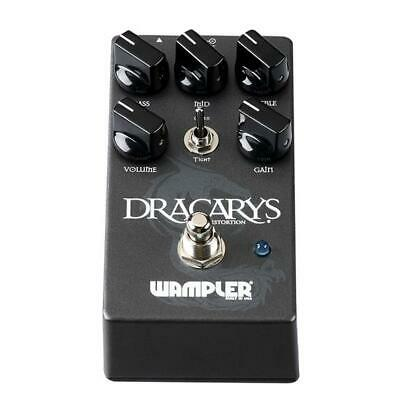 Wampler Pedals Dracarys Distortion Electric Guitar Effects Stompbox Pedal