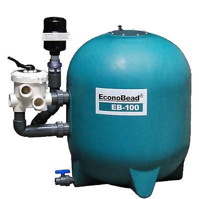 Econobead Beadfilter EB-100, Teichfilter, Druckfilter, Koifilter NEU + Rechnung