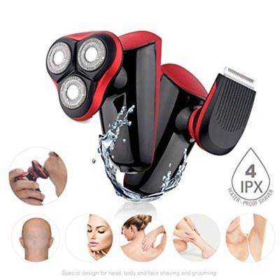Bald Head Shavers for Men Smart Best Shaver Smooth Skull Cord Cordless Wet Dry