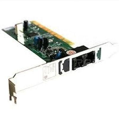 как выглядит PCMCIA модем NEW GENUINE Dell Conexant 56K PCI Data Fax Modem C3776 0WH625 WH625 фото