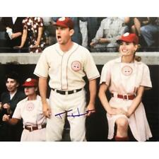 Tom Hanks A League of Their Own Signed 11X14 Photo Authenticated by JSA