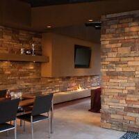 20% OFF Cultured Stone SAVE $3 per sq.ft!!!