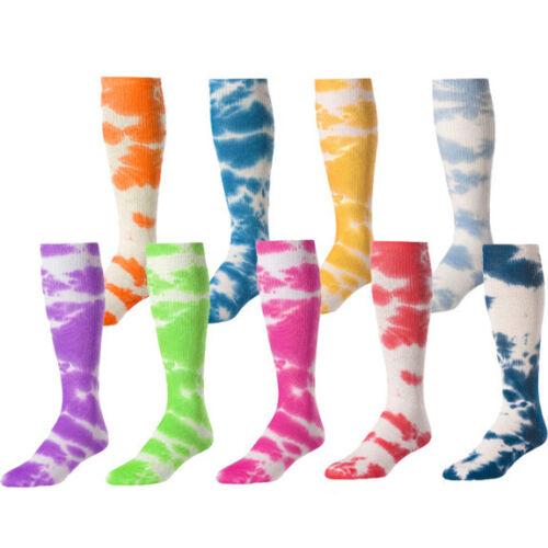 Twin City Tie Dye Fastpitch Softball Team Socks - Size Medium