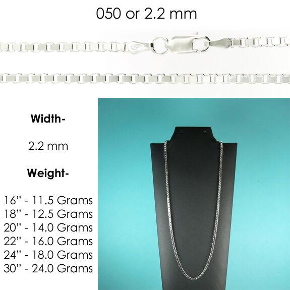 2.2 mm or 050 Gauge