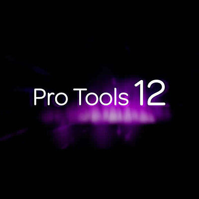 Avid Pro Tools 12 (Full Version with iLok) + FREE M-Audio