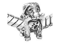 BRAND NEW DOG CHARM BEAD FOR BRACELETS