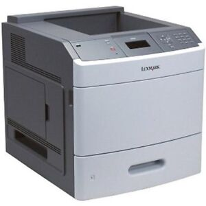 Lexmark T654dn printer (low page count under 200 pages)