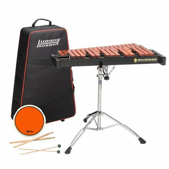Ludwig 2.5 Octave Xylophone Kit - Great Shape - Student Hardly Used - Free Ship