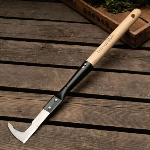 Garrett Wade, Weeding Knife, L Shaped Side-Walk Puller Spatula