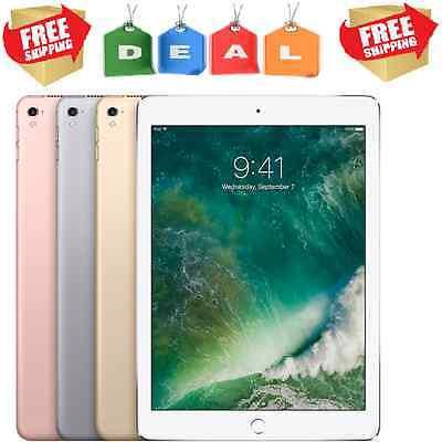 Apple WARRANTY iPad Pro (9.7,12.9)-inch, (32,128,256)GB,Gray,Silver,Gold Tablets
