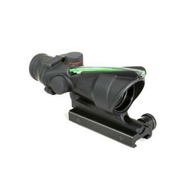 Trijicon ACOG 4x32 .223 Green Chevron TA31F-G, Black
