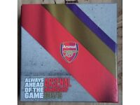 Arsenal Membership box 2015/16